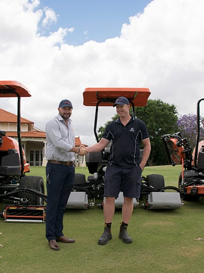 Mount Lawley Golf Club Impress Members After Switching to Jacobsen