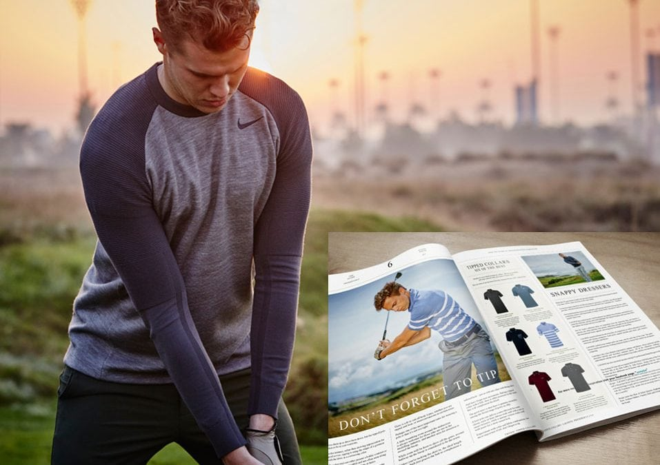 Trendy Golf UK and US Publications